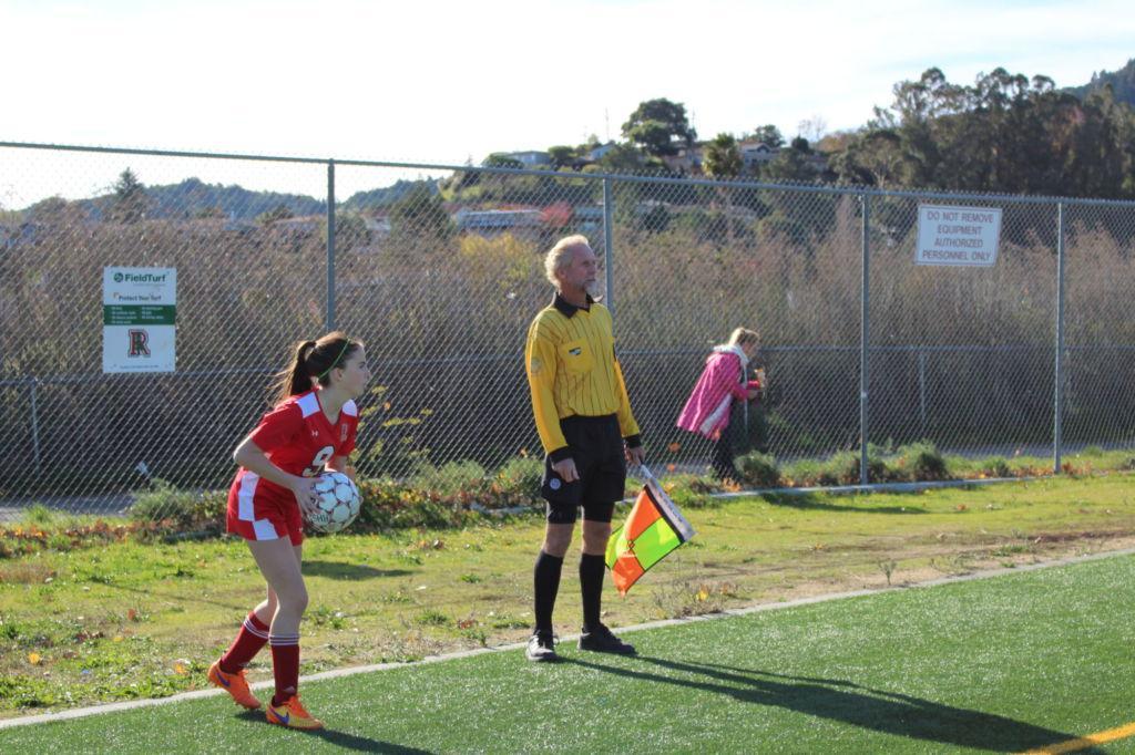 Girls' JV soccer destroys Terra Linda with a 10-0 win