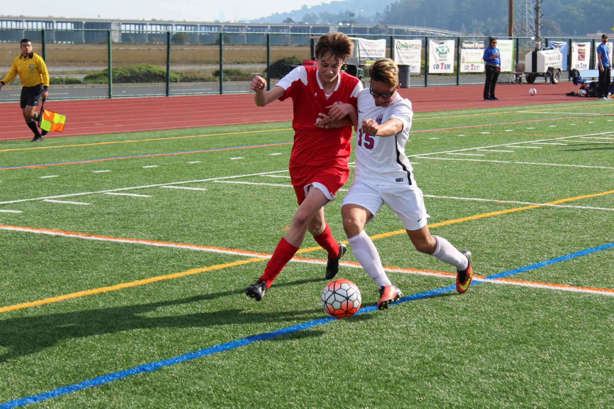 Boys soccer is off to a strong start after a disappointing season
