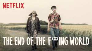 The End of the F***ing World's Netflix title card