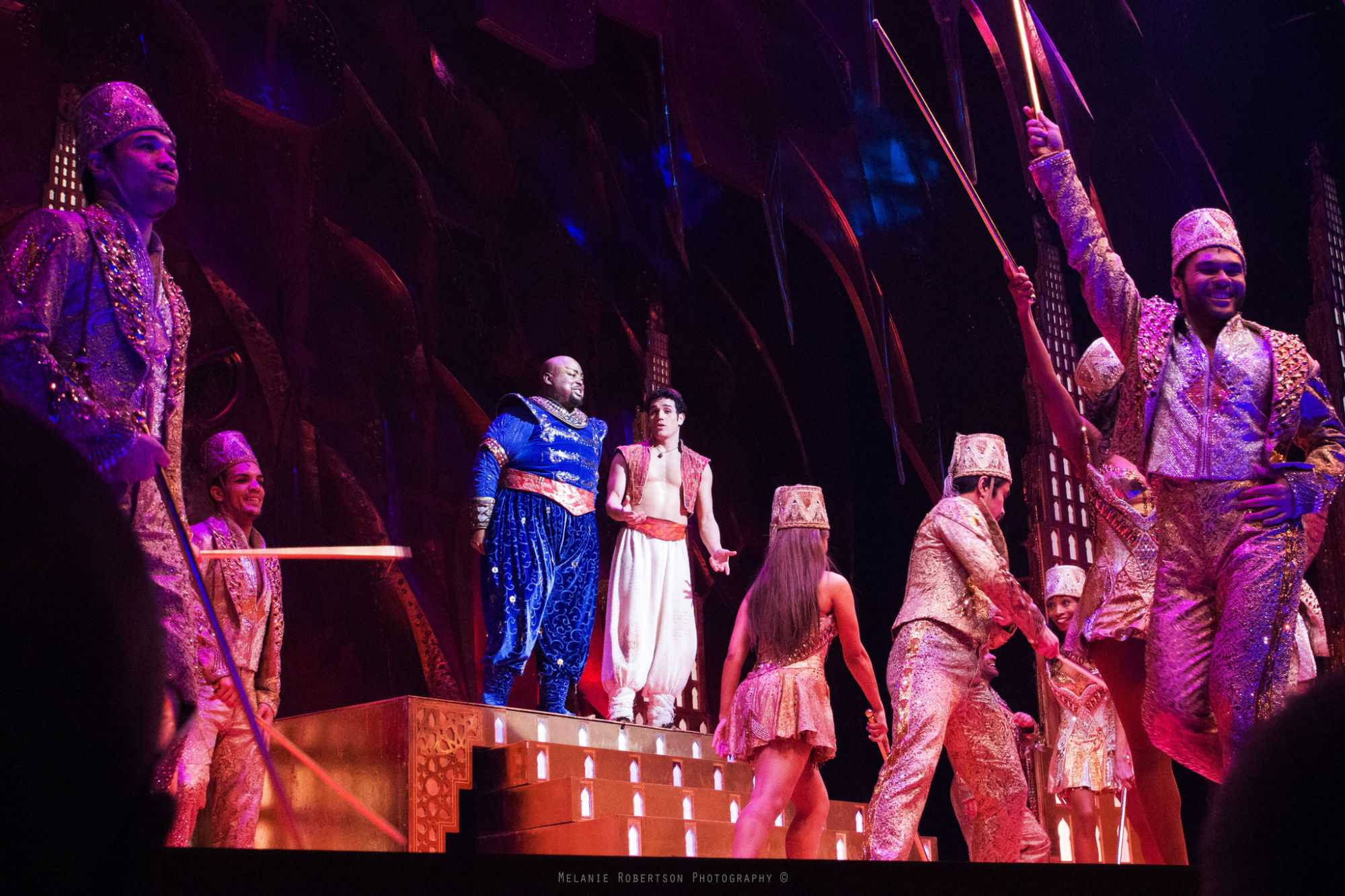 Escape to Agrabah in Disney's live action production of Aladdin