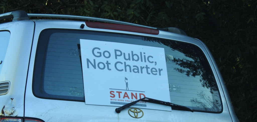 Ross Valley Charter School stirs up controversy among local residents