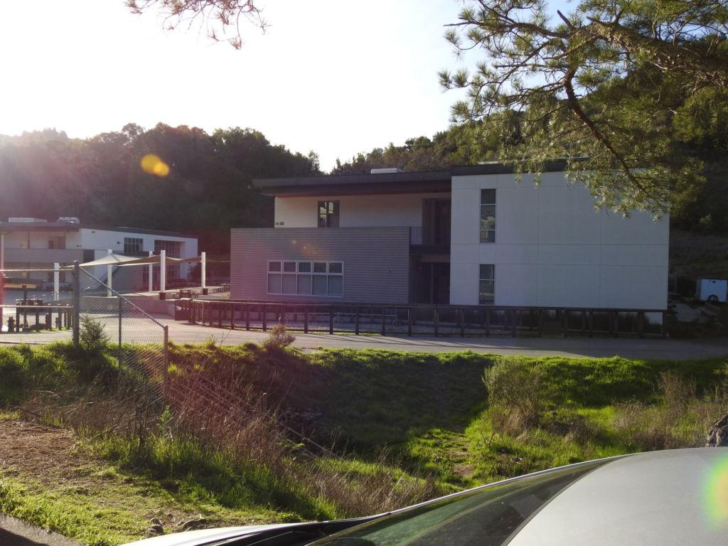 Situated adjacent to White Hill, Ross Valley Charter has requested an additional classroom to be shared between the two this year.