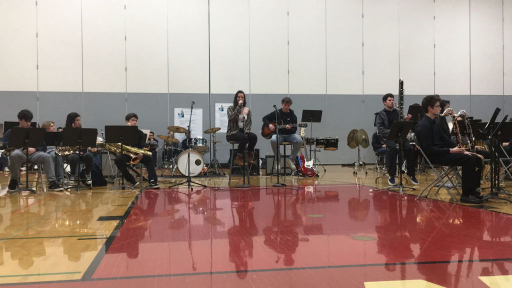 Musical performances jazz up advisory
