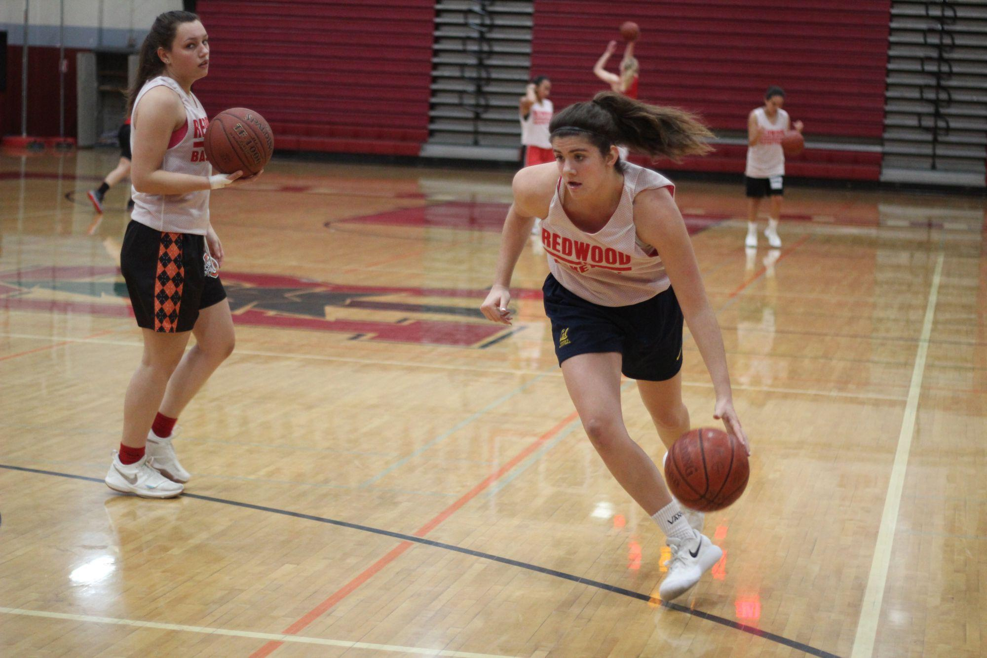 Horstmeyer legacy continues on the basketball court