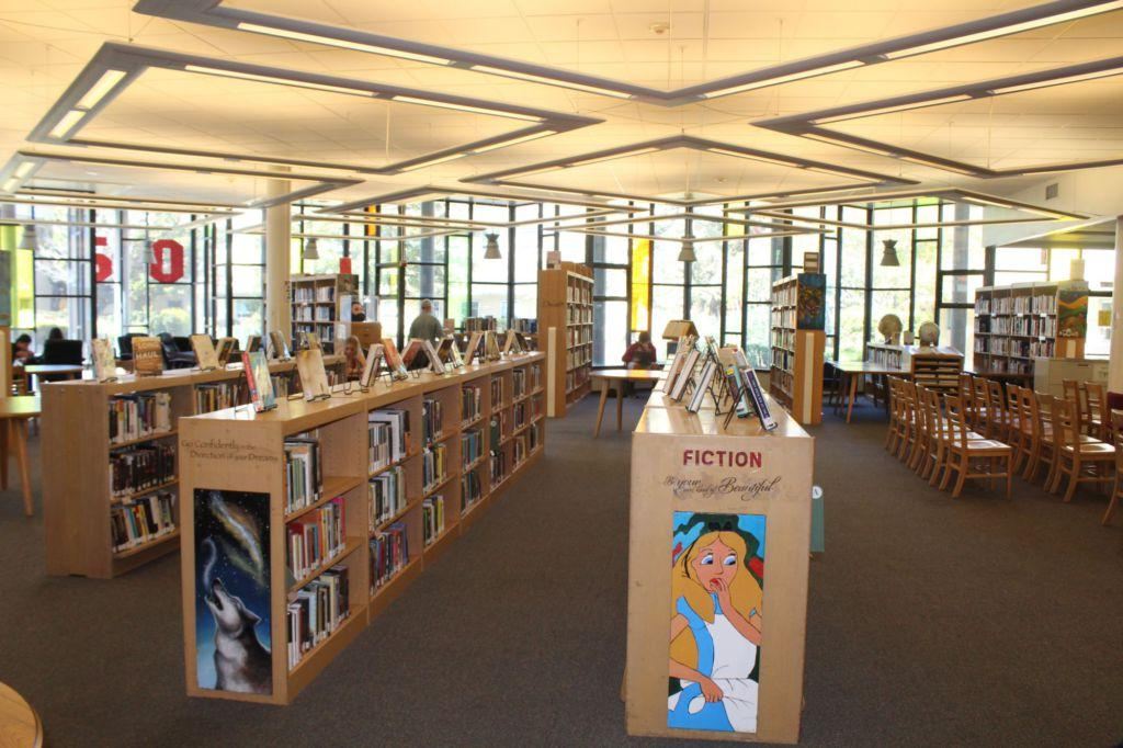 New chapter same story: the lasting appeal of libraries