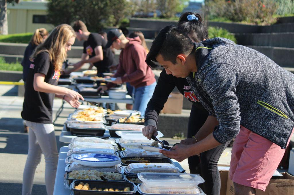 Leadership's lunch success with Panda Express