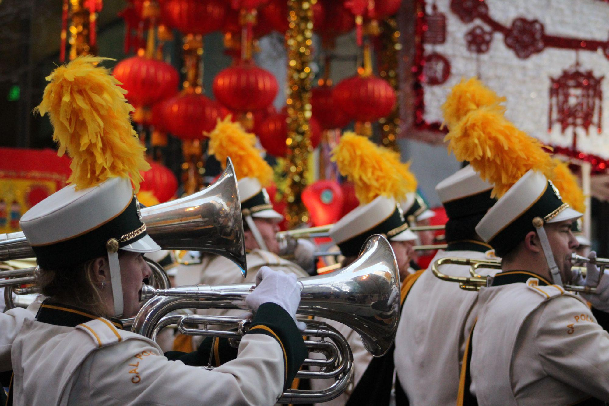 Annual Chinese New Year Parade captures eyes and ears of local community