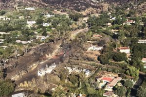 Mudslides leave a devastating effect on Santa Barbara community.