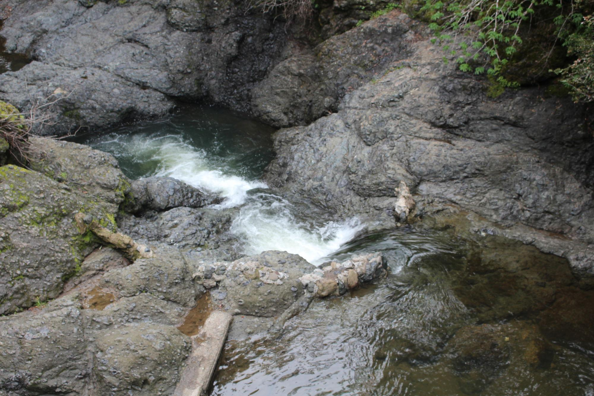 Waterfalls and swimming holes: the natural pools of Marin County