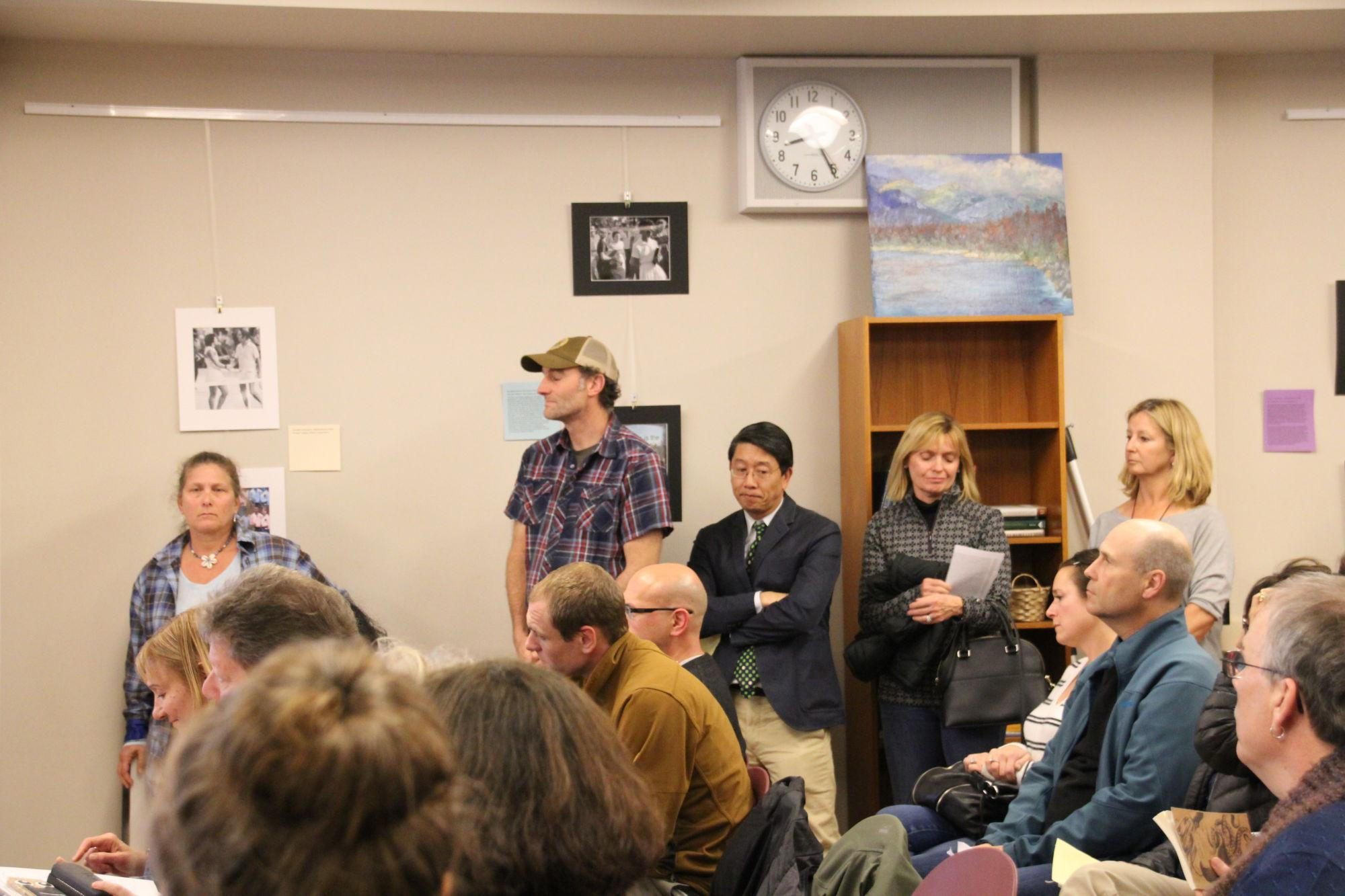 Members+of+the+community+came+forward+to+speak+about+their+concerns+with+recent+program+cuts+around+the+district+at+the+last+board+meeting.+