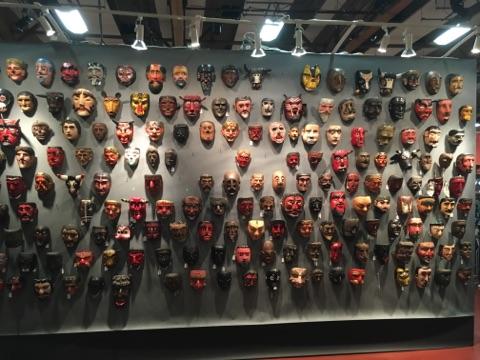 Kim+Martindale%E2%80%99s+collection+of+Guatemalan+masks.