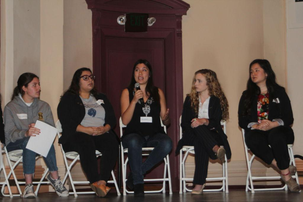 Congressman Huffman hosts student summit on gun violence prevention