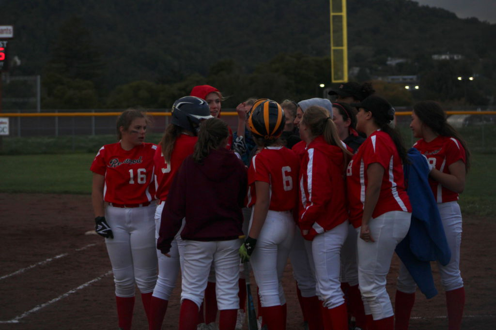 Marin's only JV softball team finds success around the Bay Area