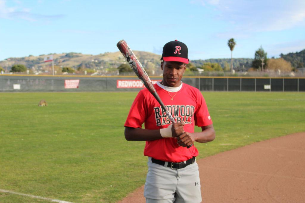 Transfer student brings Aruban flair to baseball field