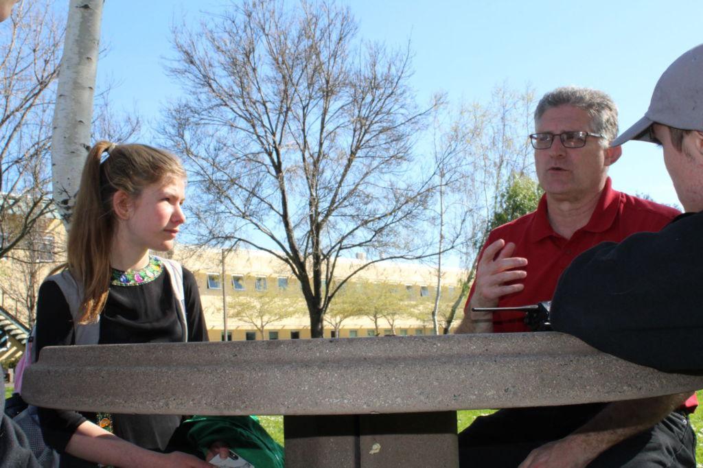 Sondheim answers a student's question regarding lockdowns