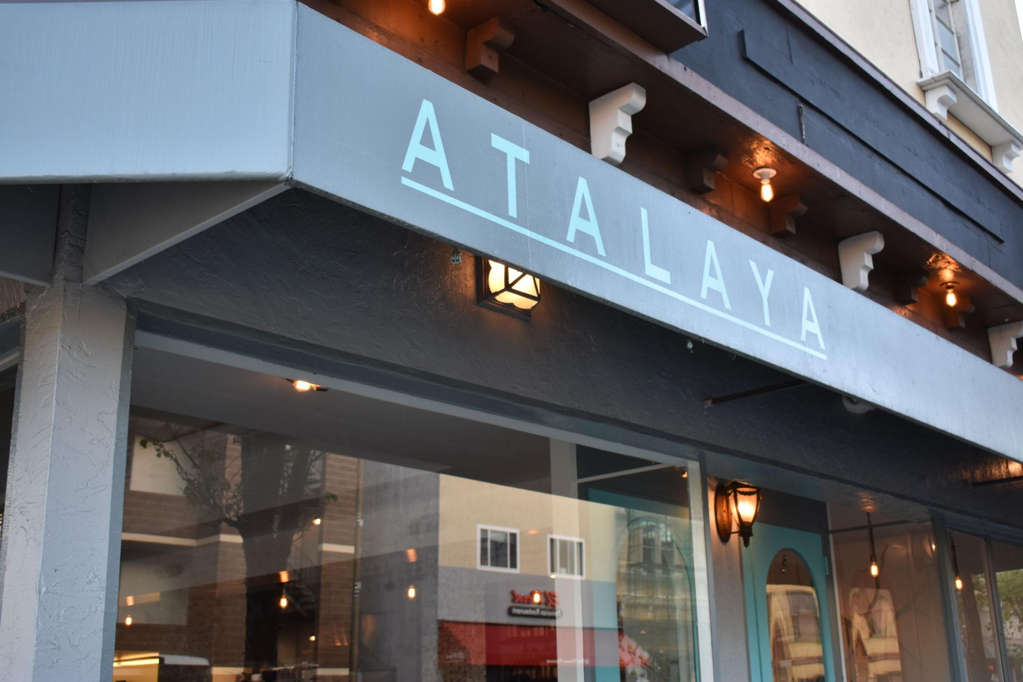 Atalaya Cafe offers casual twist in Marin