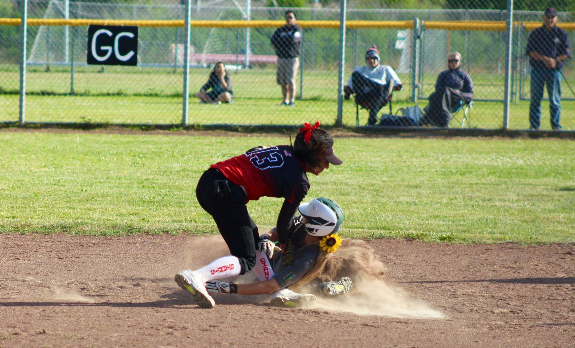 Girls' varsity softball season comes to end in NCS opening round