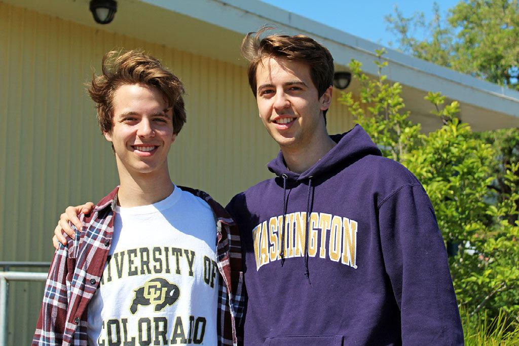 Twin talk: Will colleges be seeing double?