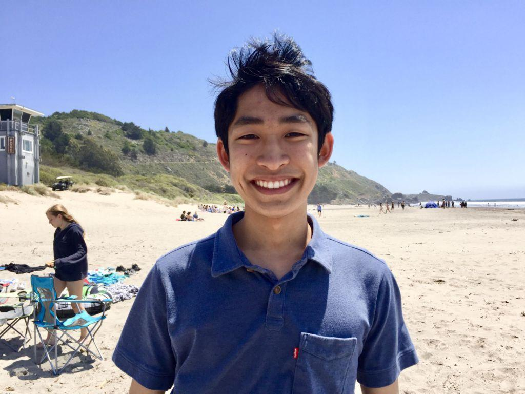 Class of 2018 valedictorian Dan Yamada, took a total of 12 AP and 4 honors classes during his eight semesters at Redwood.