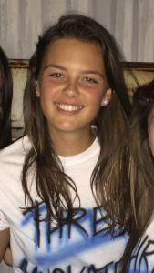 Luna Zirpoli (freshman year).