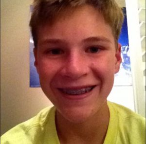 Zach Tull (freshman year).