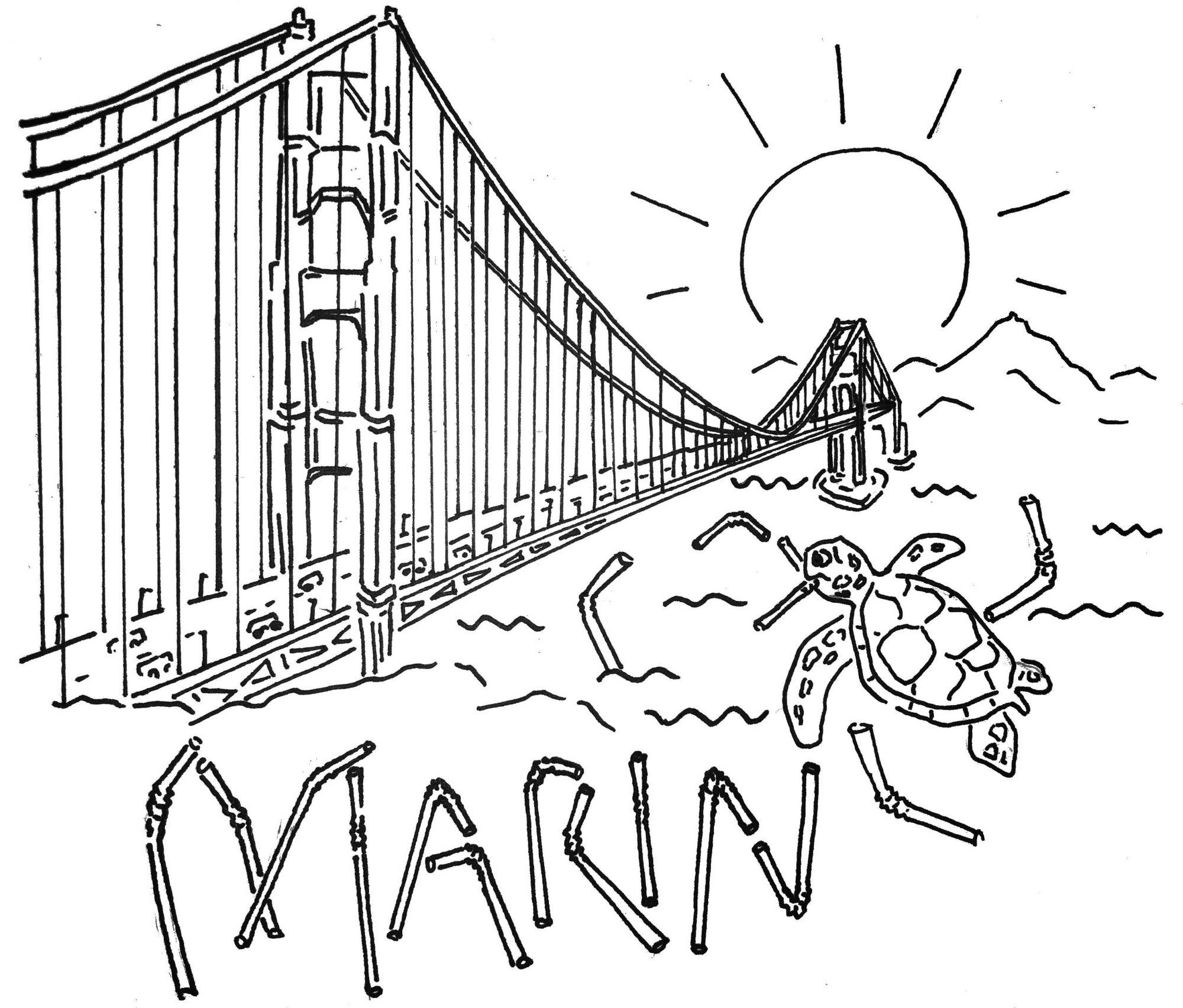 Straws are sucking the life out of Marin