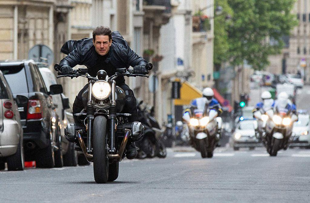 """""""Mission: Impossible - Fallout"""" brings impressive action without much substance"""