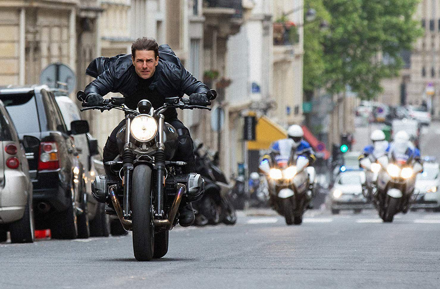 """Mission: Impossible - Fallout"" brings impressive action without much substance"