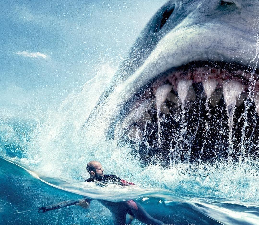 """The Meg"" offers a fun, yet shallow trip to the multiplexes"