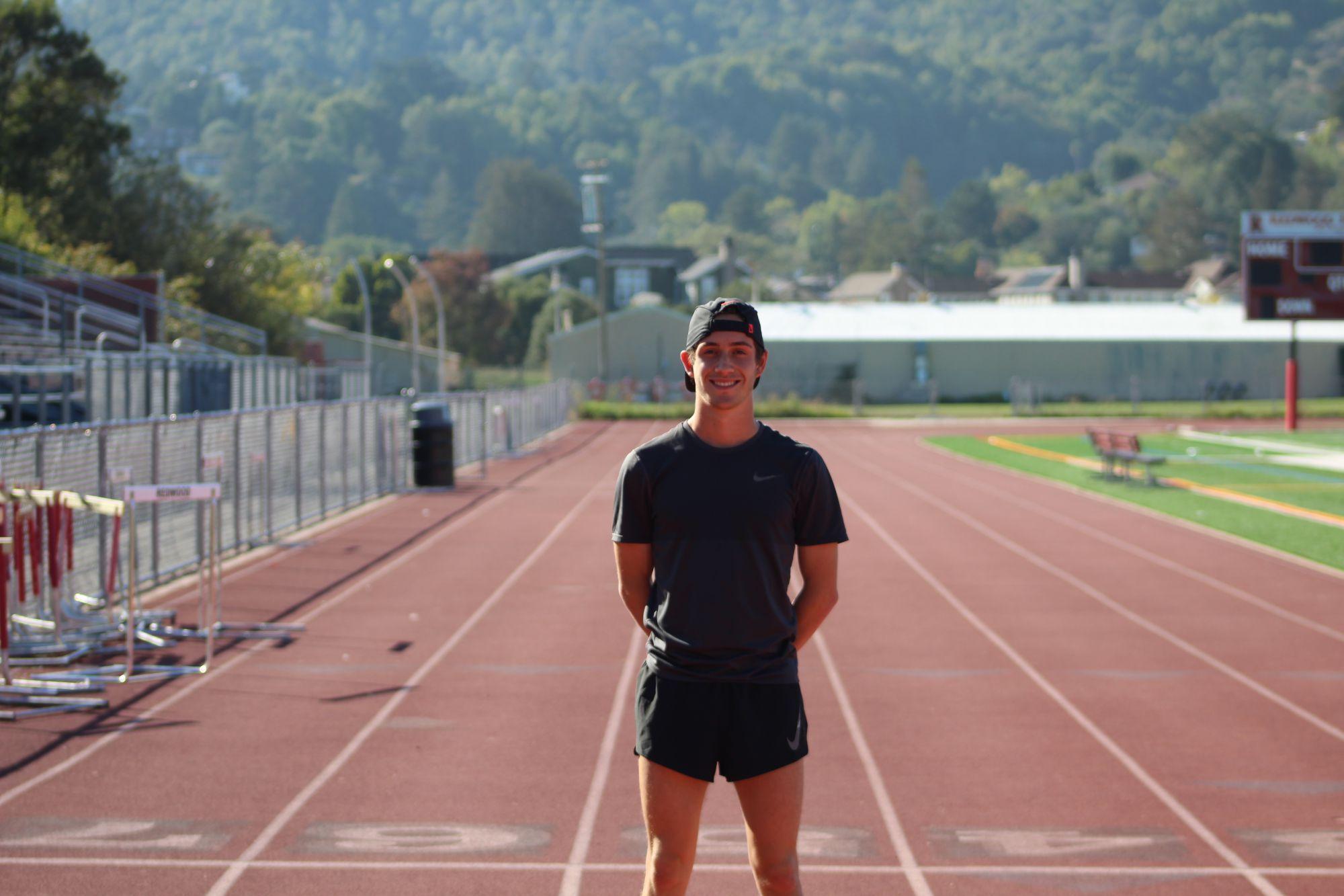 Sports Spotlight: Liam Anderson