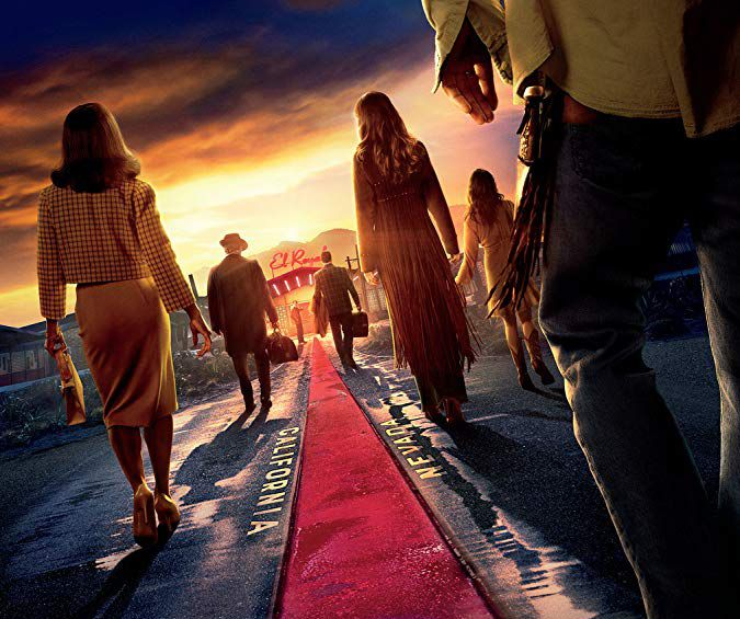 Bad Times at the El Royale: Not a bad time