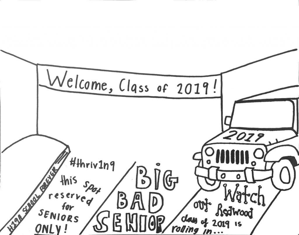 Lack of senior tradition perpetuates disconnected student body