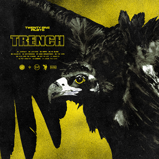 Twenty One Pilots takes an alternative direction with new album 'Trench'