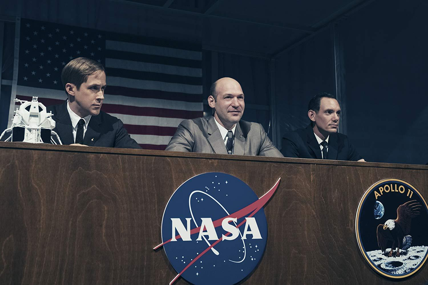 """First Man"" shows that not all small steps are giant leaps"