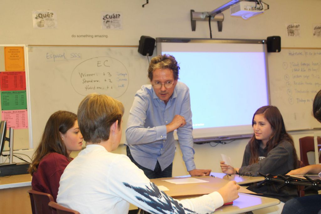 TPRS teaching method offers new engaging approach to Spanish