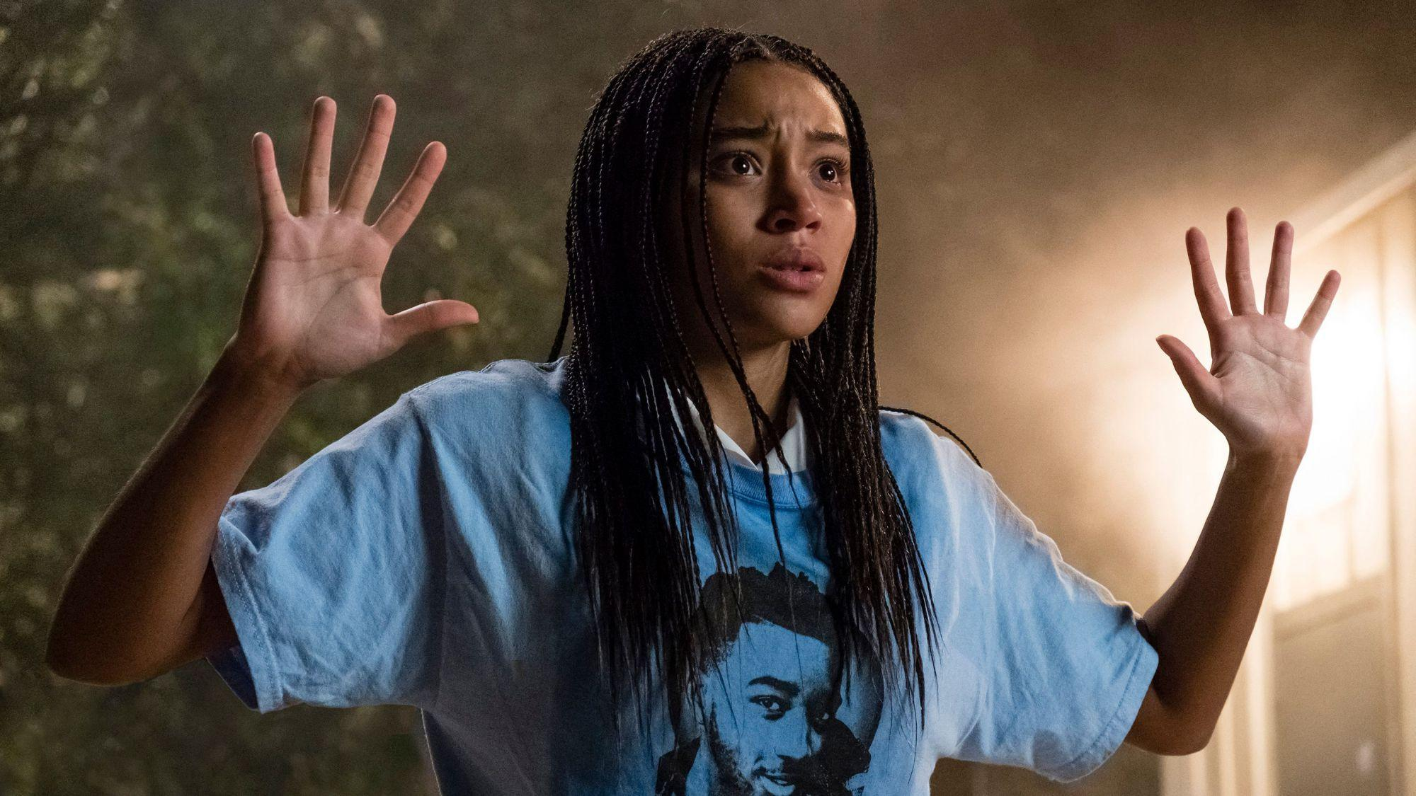 Amandla Stenberg delivers captivating performance as Starr Carter in a movie that addresses issues of police brutality and racism against African Americans in modern America.