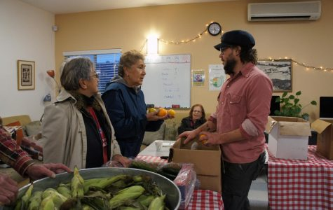 Nonprofit organizations fight widespread hunger in Marin