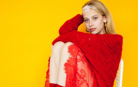 Tia Jonsson is a model for success: Former Redwood student showcases her unique look