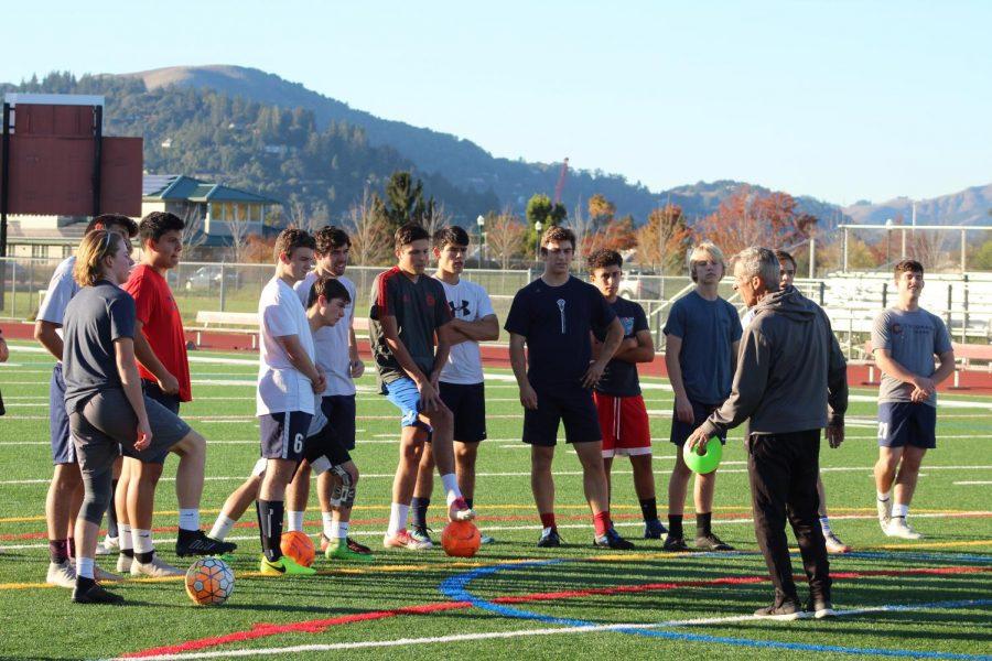 Varsity boys soccer team plans on taking MCAL finals once again