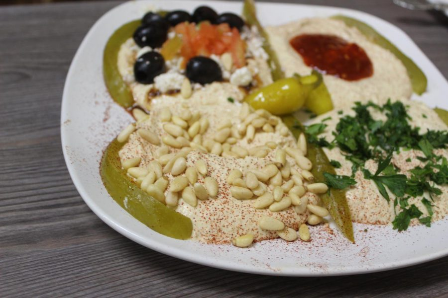 Julie's Hummus Bar: the home of heavenly hummus