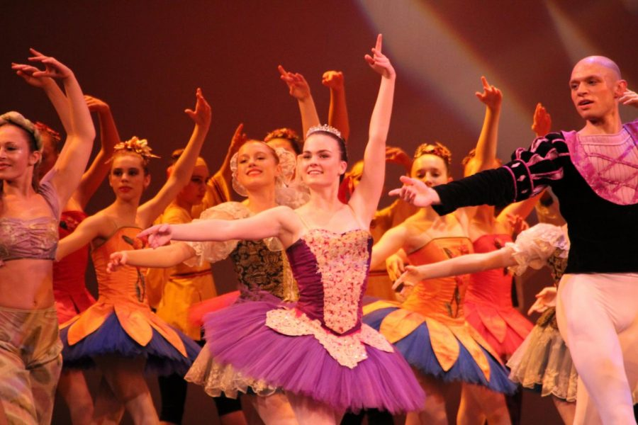 Stapleton's annual Nutcracker ballet: a stunning winter wonderland