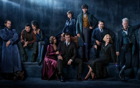 The Fantastic Beasts: Crimes of Grindelwald casts a spell on fans
