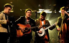 Mumford & Sons' new album 'Delta' needs to be dealt with