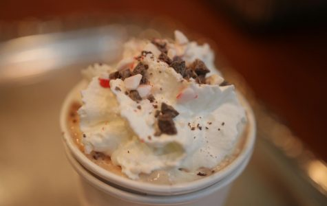 Where to find the best peppermint hot chocolate