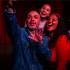 Comedian Jo Koy visits Redwood, surprises Language of Humor students