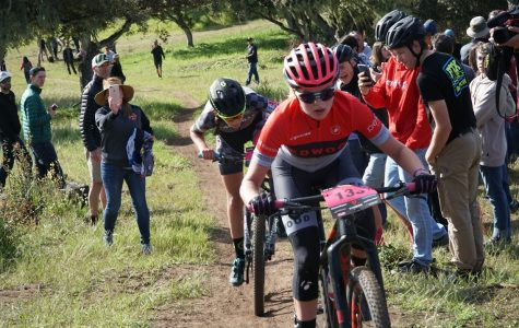 Girls ride past adversity in male-dominated mountain biking
