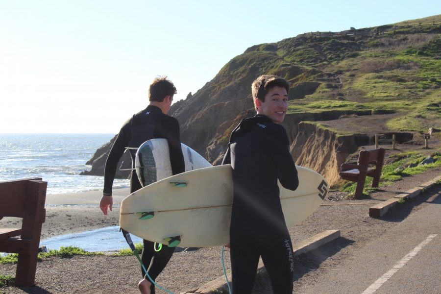 Stoked on surf safety: preparing for dangerous conditions