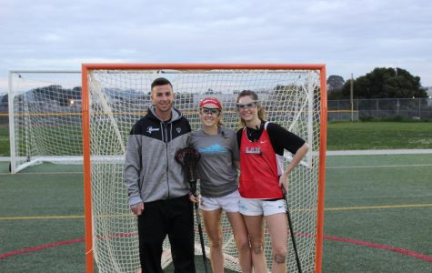 Rory Daly transitions from Novato team to coaching Redwood girls' varsity lacrosse
