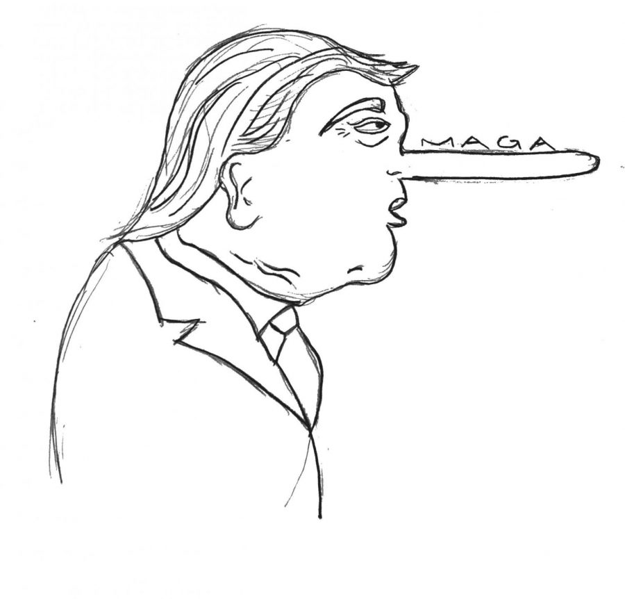 Trump's constant lies undermine our democracy