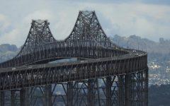 Work begins on Richmond-San Rafael Bridge after chunks of concrete fall